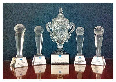 BEST CUSTOMER-CENTER COMPANY AWARD 2015