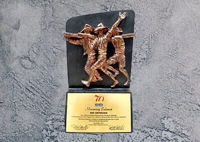 CUSTOMER AWARD 2015