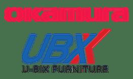 Okamura & U-BIX Office Furniture